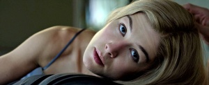 "Academy-Award nominee Rosamund Pike plays ""Amazing"" Amy Dunne in David Fincher's ""Gone Girl."""