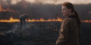 "Jessica Chastain stars in Christopher Nolan's ""Interstellar"""